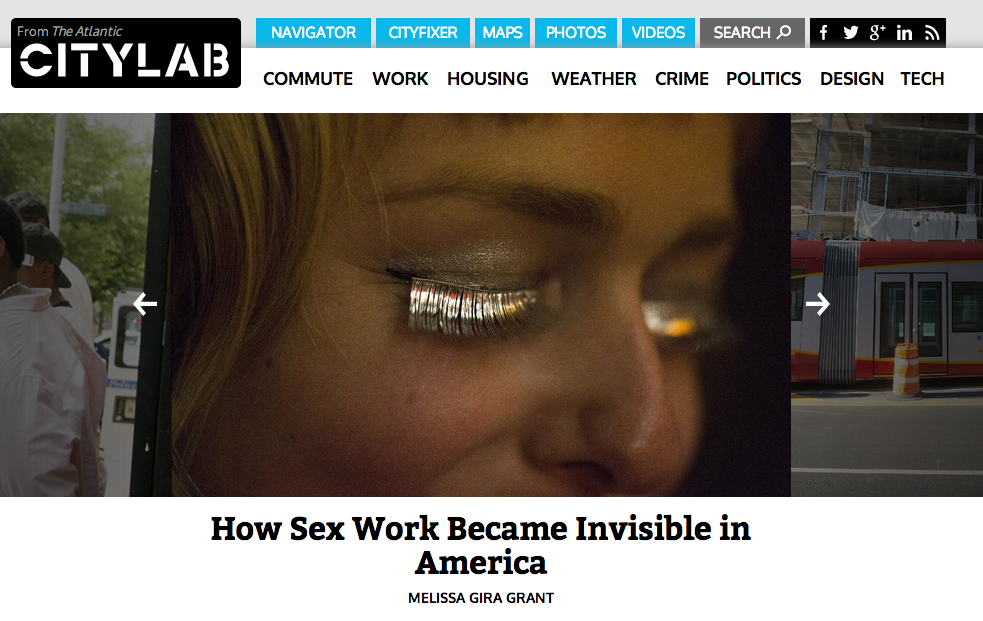 CityLab, The Atlantic
